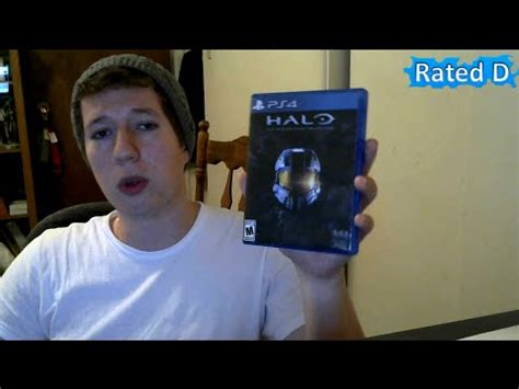 Early Unboxing - Halo Master Chief Collection (PS4 version