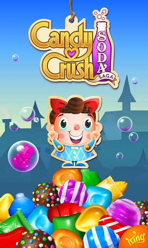 Candy Crush Soda Saga for Android - Free Download