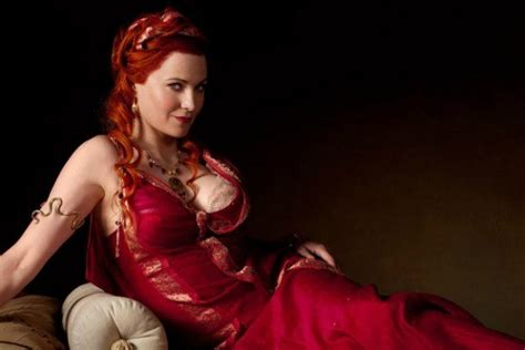 Lucy Lawless: Loved you in this