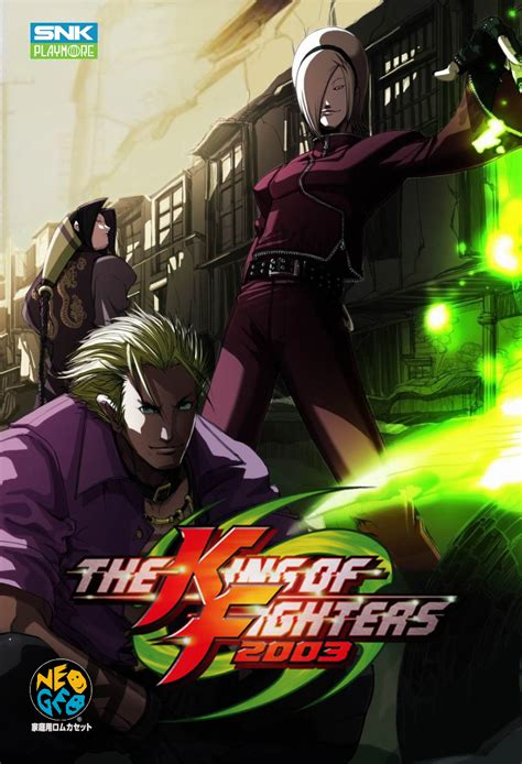 The King of Fighters 2003 Details - LaunchBox Games Database