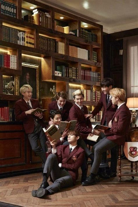 BTS Selected as the New Face for SK Telecom   Soompi