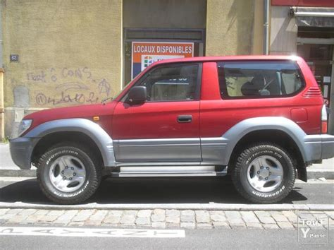 4X4 occasion toyota allemagne