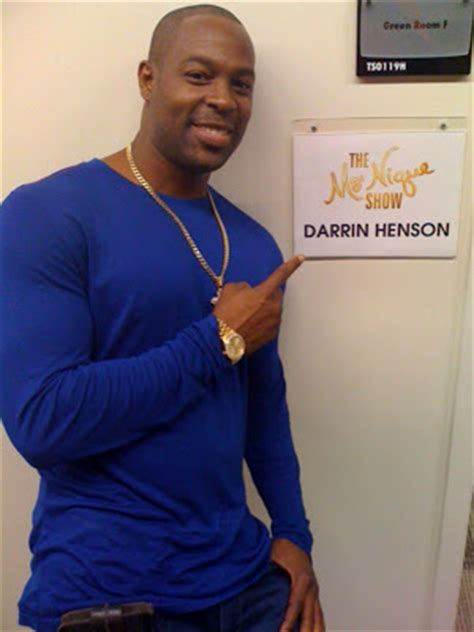 """Spotted: Darrin Henson """"Falling"""" for the New JUZD Line"""