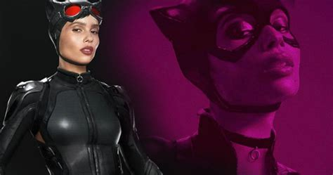 New Catwoman Costume Revealed in The Batman Set Photos