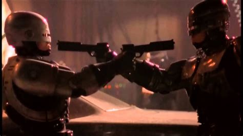 Robocop and Cable Mop up - YouTube