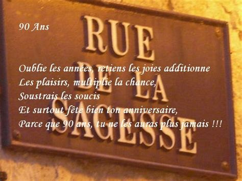 poeme 90 ans arriere grand mere