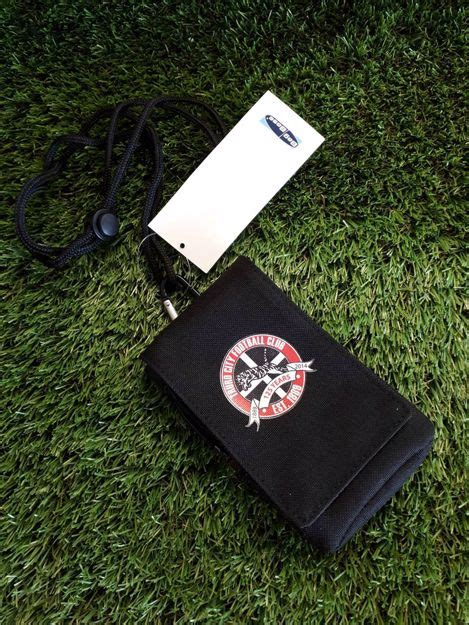 Truro City FC Phone Pouch - MJM Sports Team Kit and