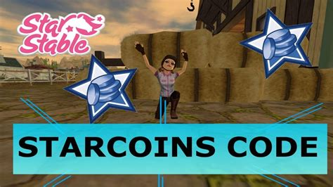 Star Coins Code! | Star Stable - YouTube