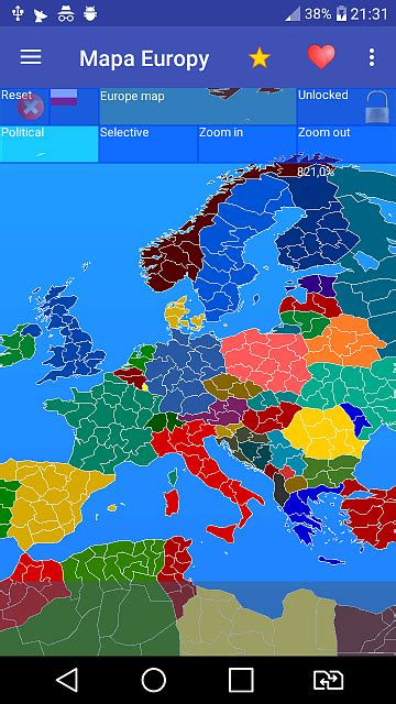 [APP][Free]Create your own map of Europe - Android Forums