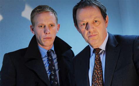 Booktalk & More: Inspector Lewis: Fearful Symmetry