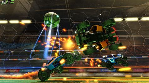 Rocket League Anniversary PC Game Free Download