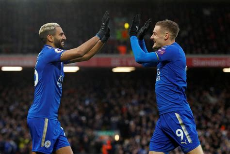 FPL Show: Double up on Vardy and Mahrez