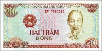 Vietnamese đồng - currency – Flags of The World