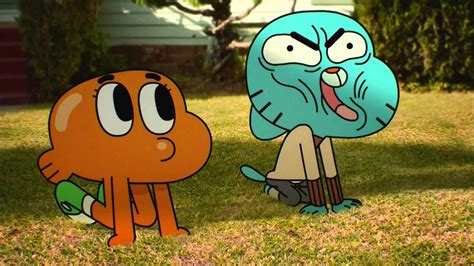 The Amazing World of Gumball - The Watch (preview) - YouTube