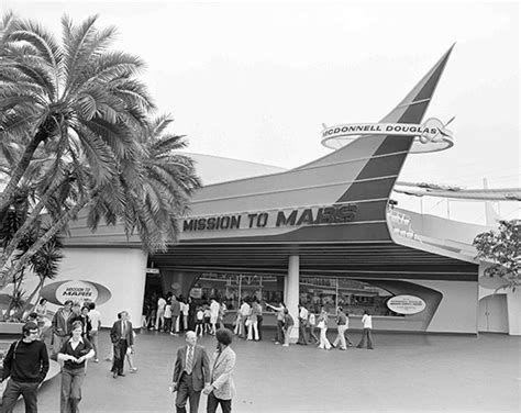 A Look Back: Launching Mission to Mars at Disneyland Park