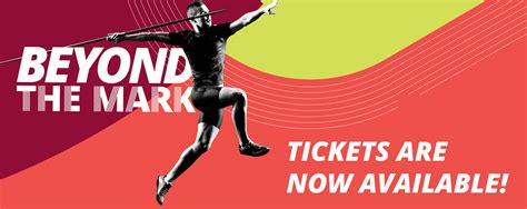 Tickets Now Available Online for 2019 IAAF World Athletics