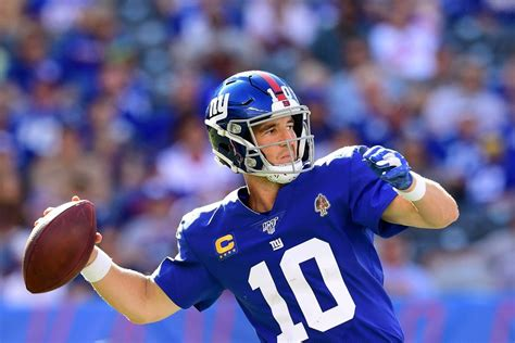 Eli Manning Has Been Benched but Don't Feel Too Bad for Him