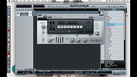 how to use a PC keyboard as a MIDI instrument in Studio