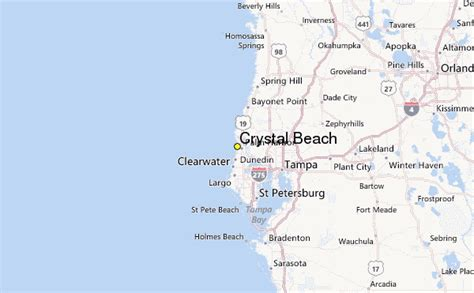Crystal Beach Weather Station Record - Historical weather