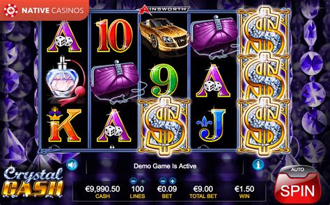 Crystal Cash Slot by Ainsworth For Free on NativeCasinos