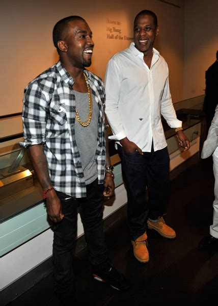 Jay-Z and Kanye West Host Star-Studded Listening for