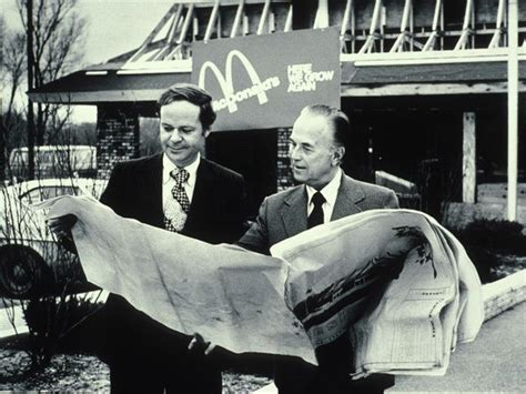 4 Lessons In Business From McDonald's Ray Kroc - Business