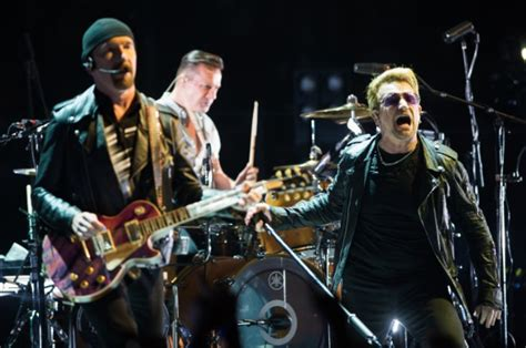 """U2 Play """"Acrobat"""" For The First Time Ever — Watch - Stereogum"""