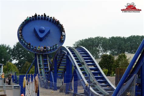 Movie Park Germany - photographed, reviewed and rated by