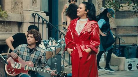 Demi Lovato Sings About Self Love in Bold New Single 'I
