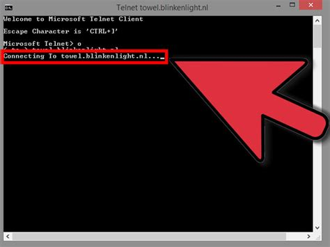 How to Watch Star Wars on Command Prompt: 10 Steps - wikiHow