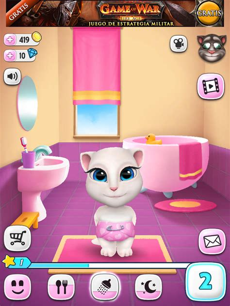 My Talking Angela for Windows Phone - Download