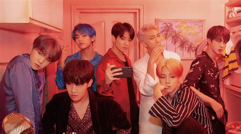 K-Pop boy band BTS 'Love Yourself' concert films coming to
