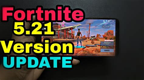 Fortnite On Android 5